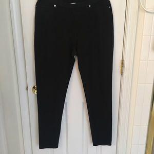 Michael Kors women's leggings pants black large
